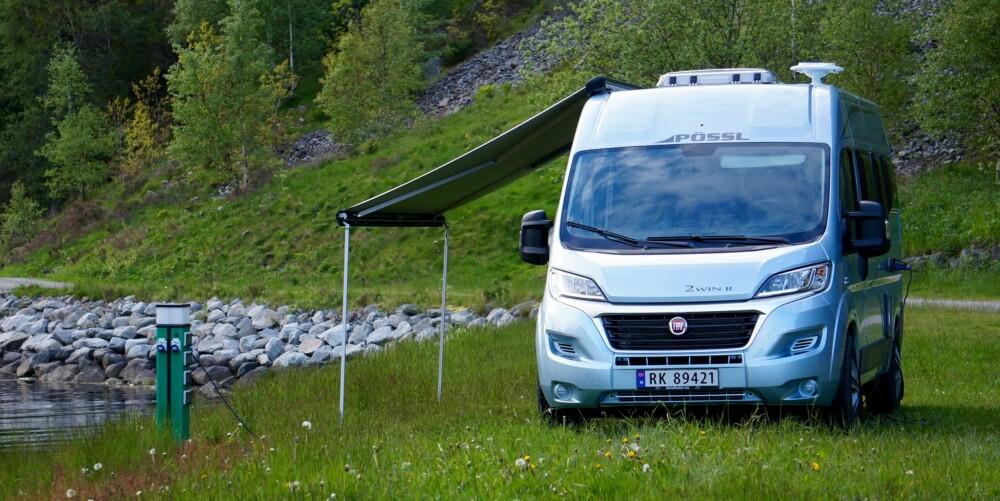 ENER: Pössl er i dag landets suverent største merke i klassen for bybobiler.