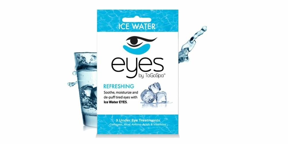 MORGENFUGL: Vanskelig å stå opp om morgenen? We hear ya! Dessverre har vi ikke knekt koden for en opplagt vintermorgen enda, men kjølende øyemasker kan i det minste få oss til å se hakket mer opplagte ut. Under Eye Treatments i Ice Water fra Eyes by ToGoSpa, kr 149.