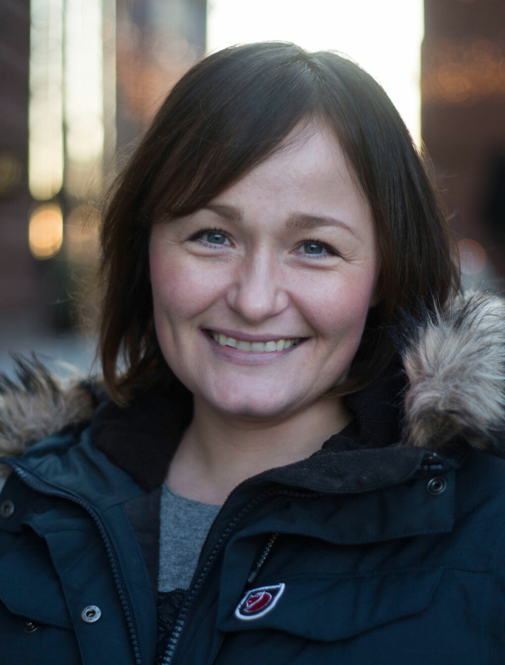 BLOGGER: Ann Merethe Slåttland.