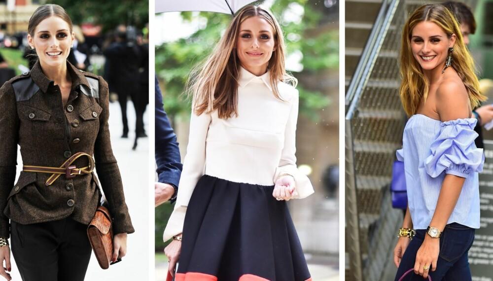 """STILIKON OG IT-GIRL: - Olivia Palermo har klart å revitalisere New Yorks Upper East Side-stil og gjøre """"preppy"""" ungt og sexy. Hun overrasker stadig med uventede komibnasjoner i sin styling, og er aldri kjedelig, sier moteekspert og stylist Marianne Jemtegård."""