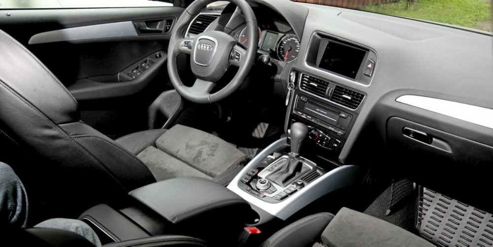 Audi Q5 20TDI