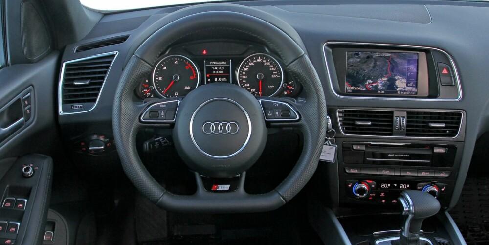 3 x premium SUVAudi Q5 2,0 TDI Quattro 2012