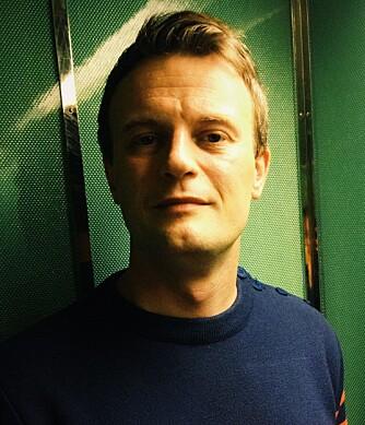 KENNETH TANGNES: Jobber i kulturbyrået Kontra Oslo.