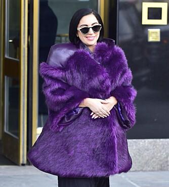 LADY GAGA: - Glamcore beskriver også Lady Gaga, sier moteviter Cathrine Røsseland.
