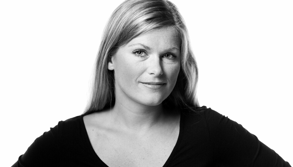 TRUET: Kommentator Martine Aurdal har mottatt voldtektstrusler, fått brev på døren og åpne trakasserende eller truende kommentarer på nett.