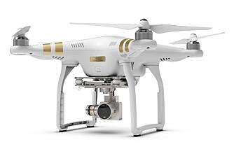 KONGEN: 3DR Solo er en direkte utfordrer til DJI Phantom 3 Professional. De to dronene har mange av de samme funksjonene og egenskapene.