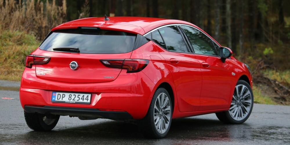 BRA PRIS: Komplett bil med masse godt utstyr og 150-hesters bensinmotor koster 289.900 kroner (uten leveringskostnader).