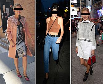 FORT GJORT Å TA FEIL: Klarer du å gjette riktig på alle kjendisene?