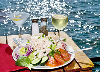 SMAKSOPPLEVELSER: Det kroatiske kjøkken forener det beste fra Hellas og Italia med herlige, lokale råvarer.