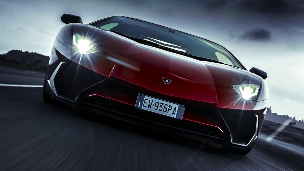 V12: SV har en naturlig pustende V12, og er stolt av det
