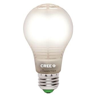CREE: Mange amerikanere har installert denne Zigbee-pæren fra Cree i sine Hue-oppsett, men nå har Philips stengt Cree helt ute.