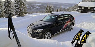 BMW X1. FOTO: Terje Bjørnsen