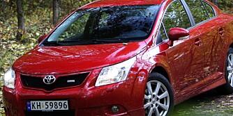 Oslo 22102009 SML Volvo V70 1,6 Drive`Toyota Avensis 2,0 Diesel Audi A4 2,0 Diesel 120HK