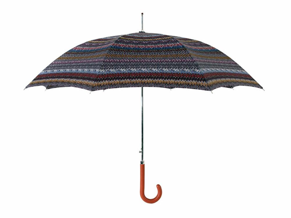 Paraply fra Missoni, kr 1299.