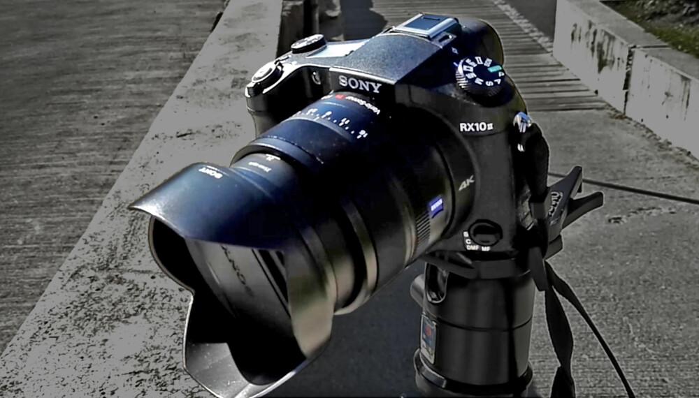 DYRT: Vi har testet Sony Cyber-shot RX10 II, et kompaktkamera i 15.000 kronersklassen.