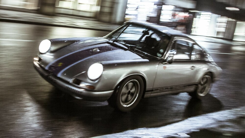 911: På tur med Porsche 911 68R