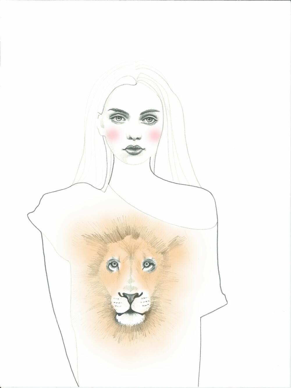 STJERNETEGN: Dagens horoskop for Løven.