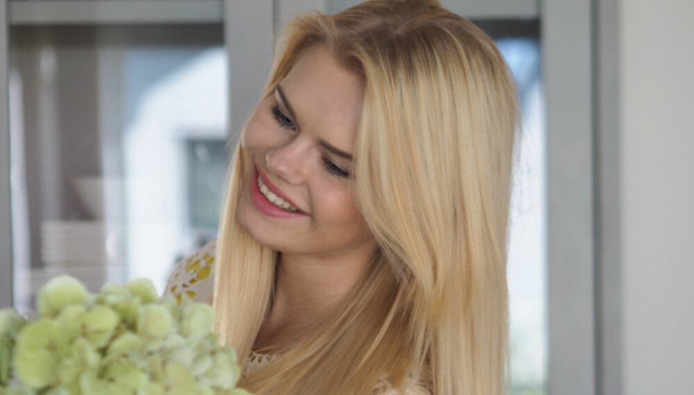 VINTERBRUD: Julianne Nilsen, best kjent som bloggeren Pilotfrue, har valgt å gifte seg på vinterstid.