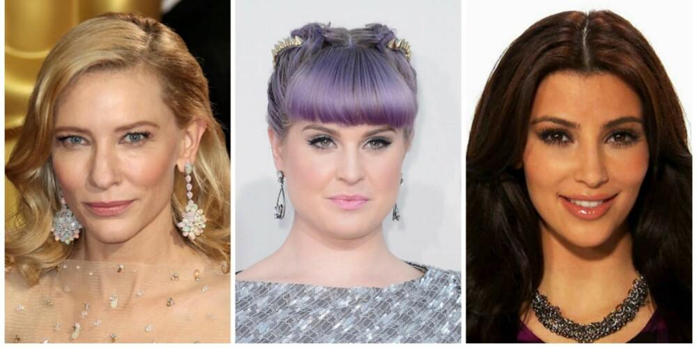 LYS, KALD ELLER DYP? Det kan være vanskelig å finne ut hvilken hudtype man er. Cate Blanchett er en typisk lys, Kelly Osbourne en typisk kald og Kim Kardashian en typisk dyp.