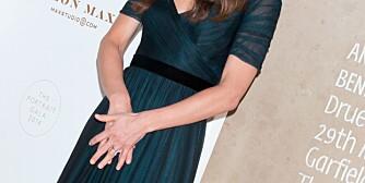 PERFEKT FORM: Denne kjolene har en passform som gir kvinner en perfekt timeglassform.