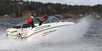 Nordkapp Avant 550.