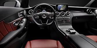Mercedes-Benz C-Klasse Limousine (W205) 2013 Mercedes C-klasse 2014