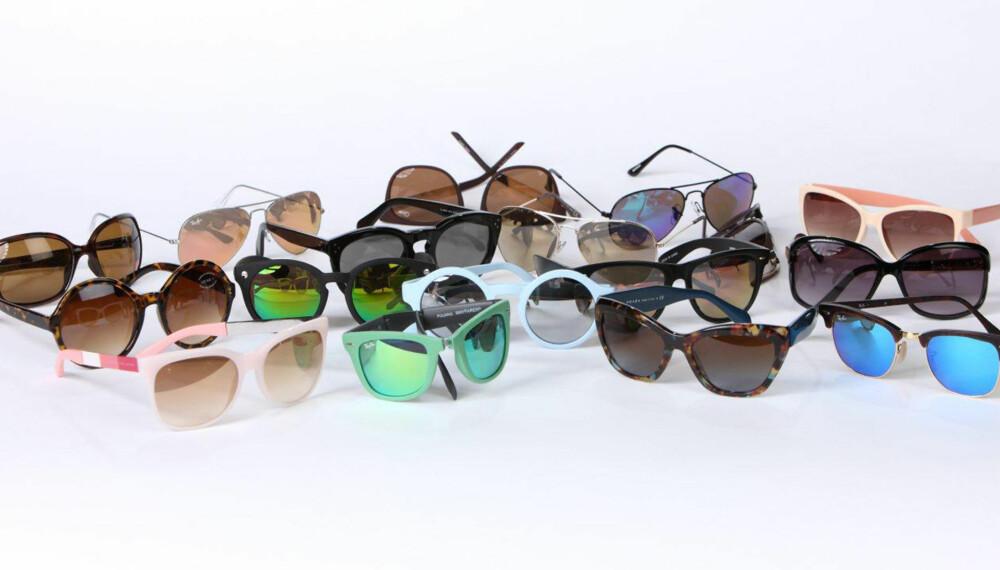 04b2b014ef72 TEST AV SOLBRILLER  Vi har testet 17 solbriller