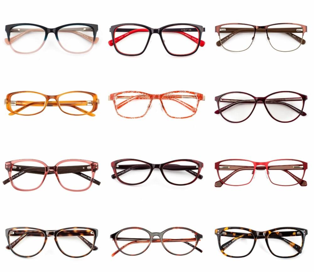 brilleinnfatning