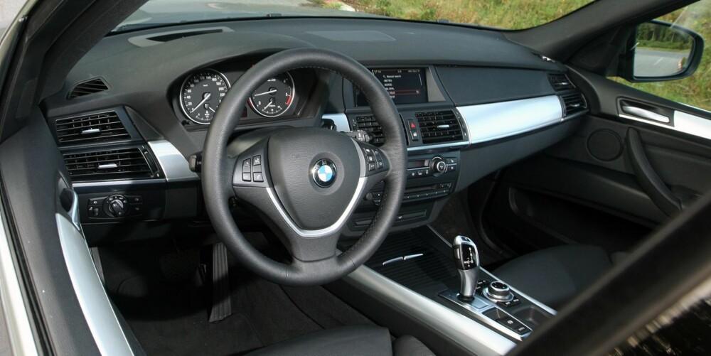 GODE KJØP: Her i Norge er det et solid utvalg av brukte BMW X5 mellom 2007 og 2013. Da vi sjekket i august 2014, var det rundt 230 biler til salgs. Siden nye X5 nå for alvor har kommet på markedet, til priser ikke ulikt forgjengeren, bør det være mulig å gjøre gode kjøp.