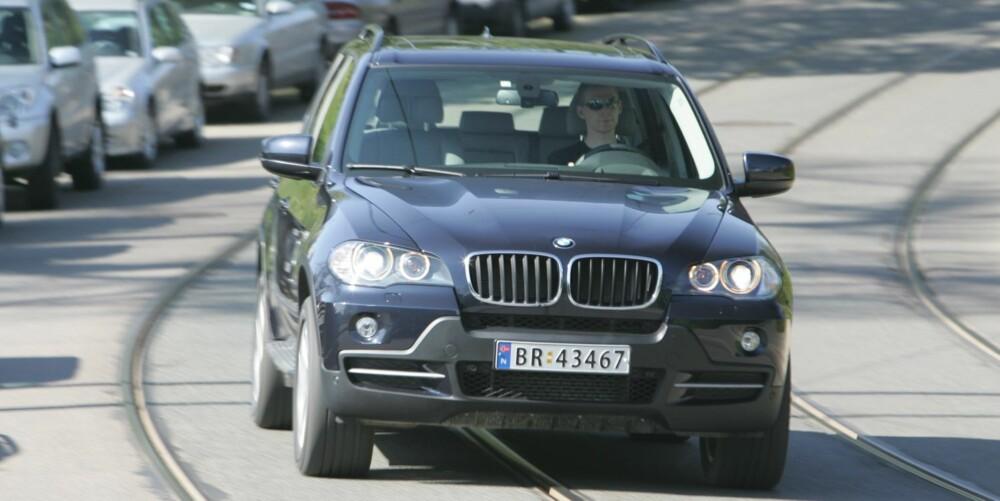PRISER: Med kjørelengde på 50¿100 000 kilometer starter prisen rundt 450 000 kroner, med et stort utvalg i overkant av 500 000 kroner.