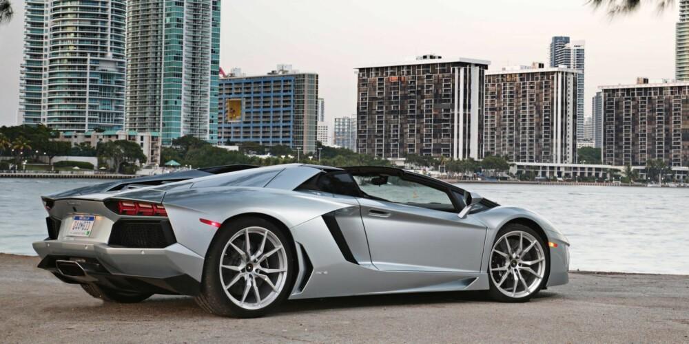 MONEY TALKS: Welcome to Miami. FOTO: Ingo Barenschee
