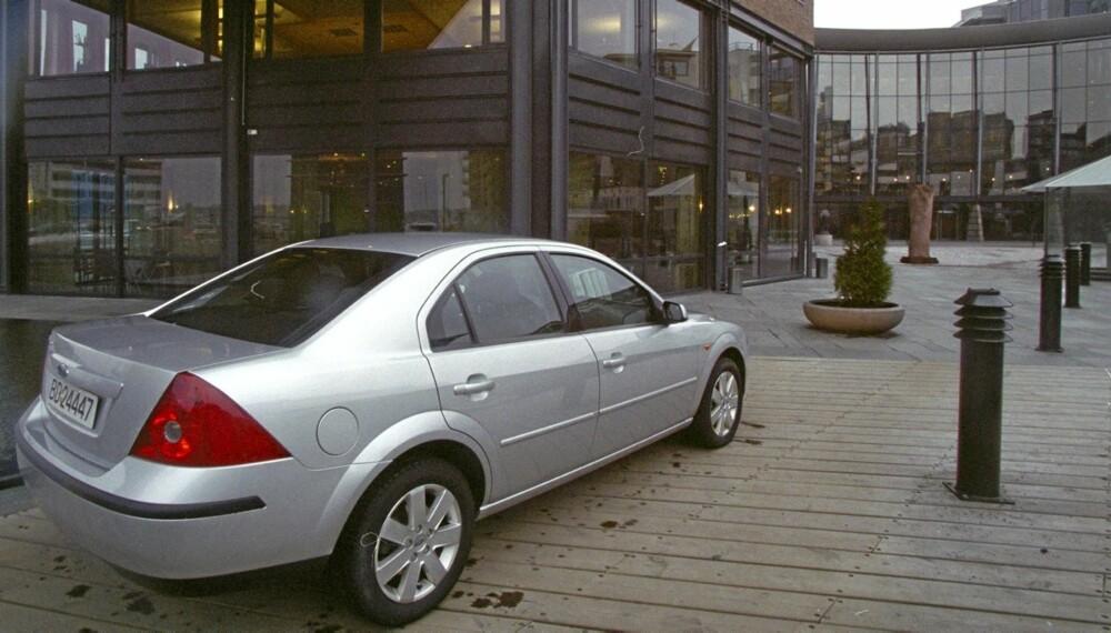 Langtesten av Ford Mondeo 2001 avslørte ingen større mangler.