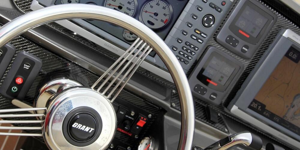 BÅTTEST: Nor Tech 420 Monte Carlo.