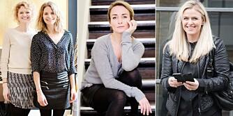 DANSK DESIGN: Møt de kulde designerne bak de danske merkene Becksöndergaard, Custommade og Maria Zabel.