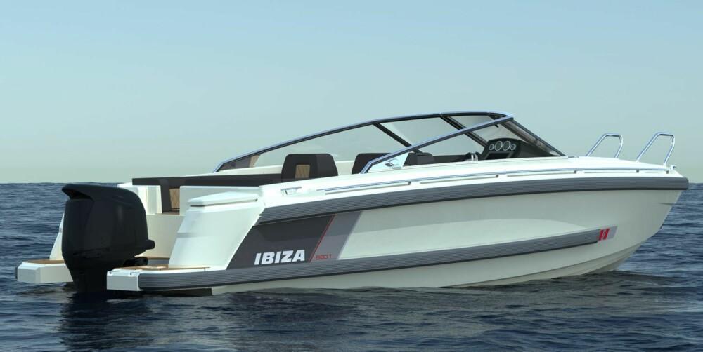 NYHET: Ibiza 680 og 760.