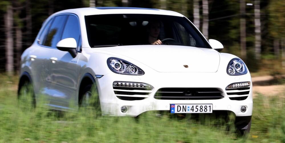 AVGIFTSTILPASSET: Den norske avgiftsversjonen med 211 hk er mest aktuell som bruktbil.