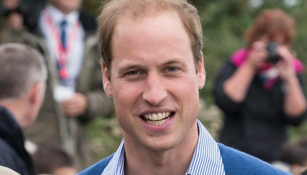 STILIKON: Anti-trenden normcore hyller det vanlige og nøytrale, og vips har Prins William blitt et stilikon.
