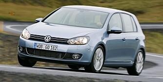 BESTSELGER: VW Golf