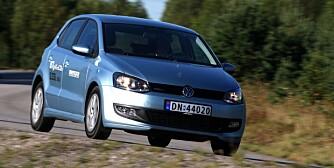 SMÅBIL: VW Polo er fornuftig som bruktbil, men du går glipp av moderne bensinmotorer.