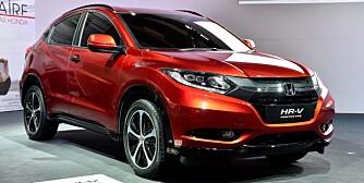 NESTE SOMMER: Honda HR-V