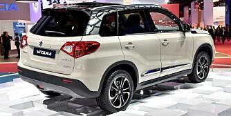 KOMMER: Suzuki Vitara.