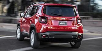 KOMMER: Jeep Renegade