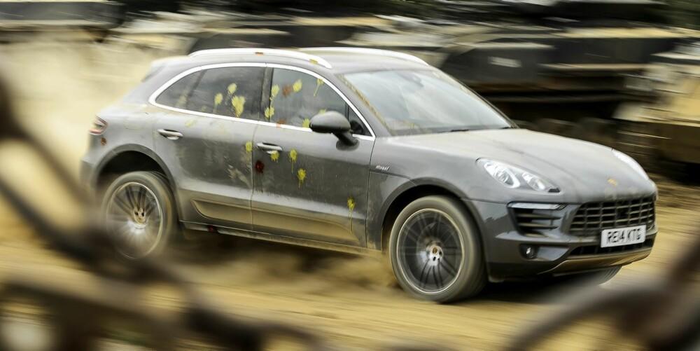 DIESEL-SUV: Porsche Macan S Diesel.