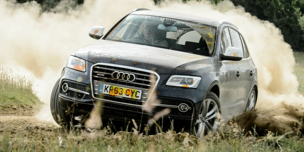 RASKEST: Audi SQ5 TDI med biturbo