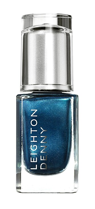 """NEGLENYTT: Leighton Dennys egen neglelakkserie er nå til salgs i Norge. Denne heter """"Daylight Robbery"""", og koster kr 198."""