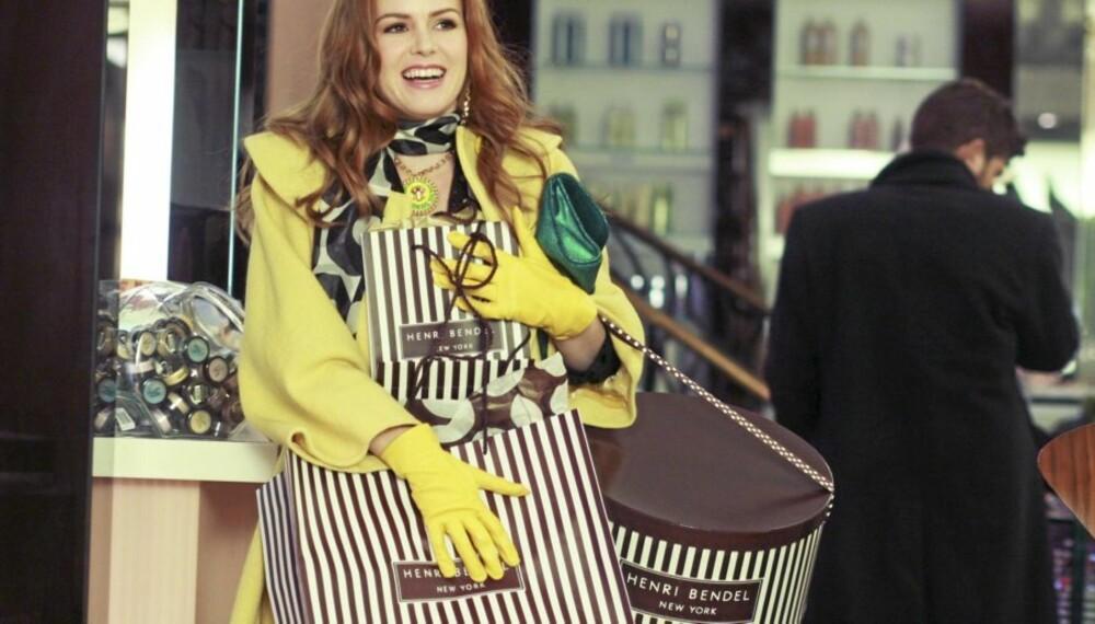 89103dfc SHOP PÅ NETT: Ved å shoppe på nettet slipper du å bære rundt på store