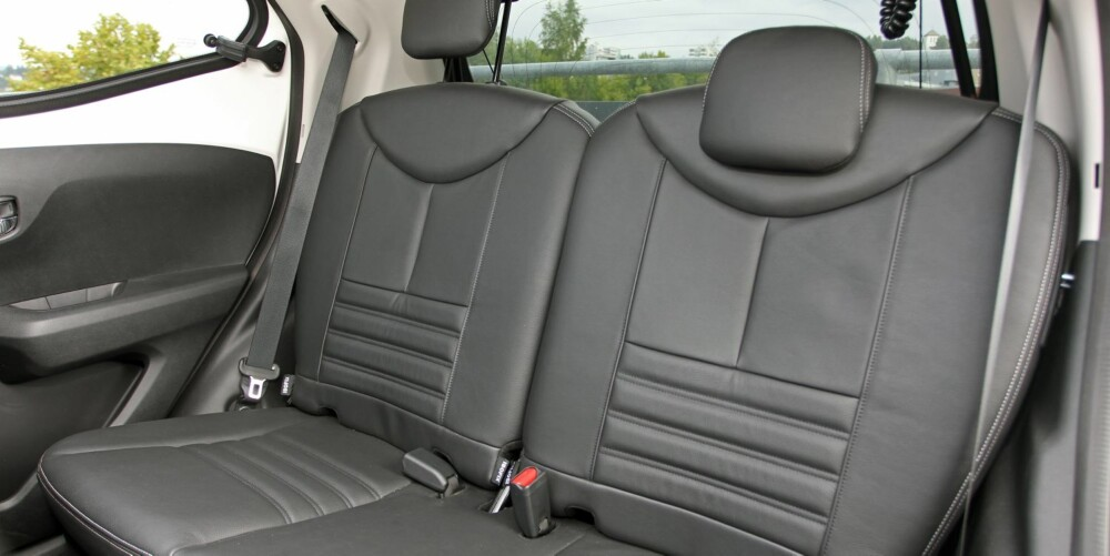 Toyota Aygo test oktober 2014