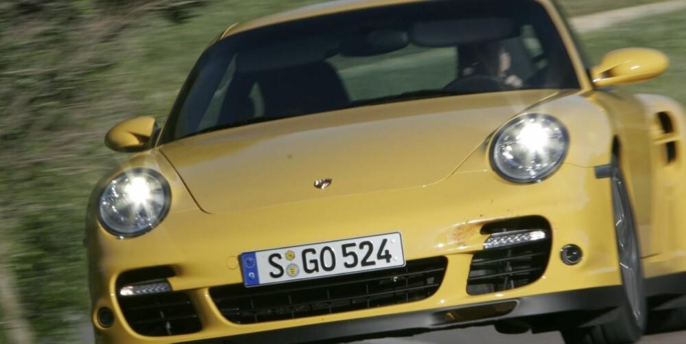 SOLID: Porsche 911 gjør det bra i svært mange alderskategorier. FOTO: Lidvar Berge