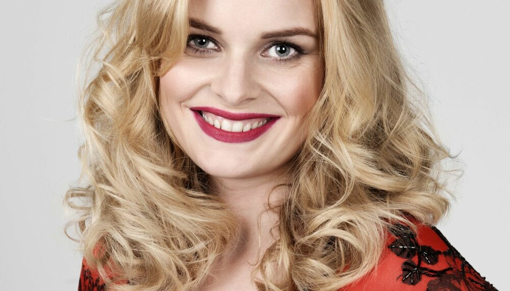 MAKEOVER: Kamille-leser Elise (31) synes det var veldig gøy med en bli-ny dag!
