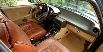 Frognerseteren 20092012 Citroen CX